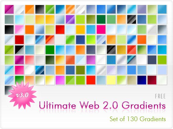 Ultimate Web 2.0 Gradients