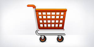 Shopping Cart Icon (PSD)