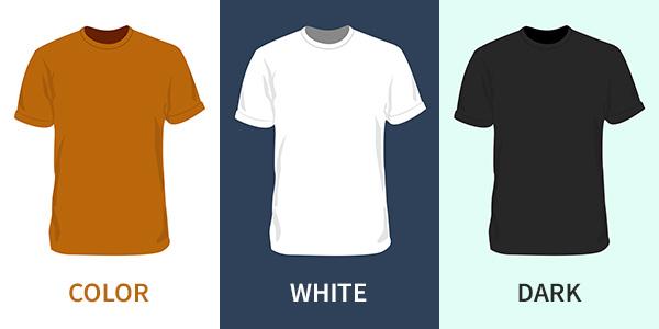 Blank T-Shirt Mockup Template (PSD)