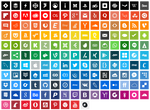 Flatoids - Free Icons