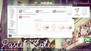 CutePastelia' Theme Iconpackager
