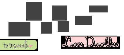 Brush Love Doodles by TutosVaalu