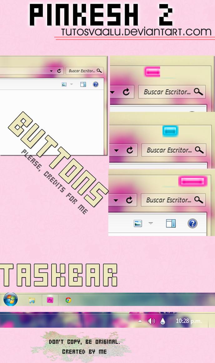 Pinkesh for Windows 7 (Version 2) by TutosVaalu
