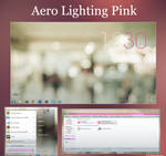 Aero Lighting II [PINK] [Style Visual]