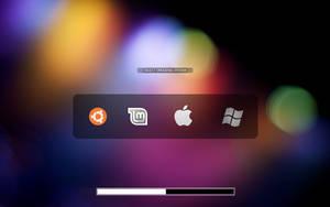 Dark shine BURG theme icons by JE1403
