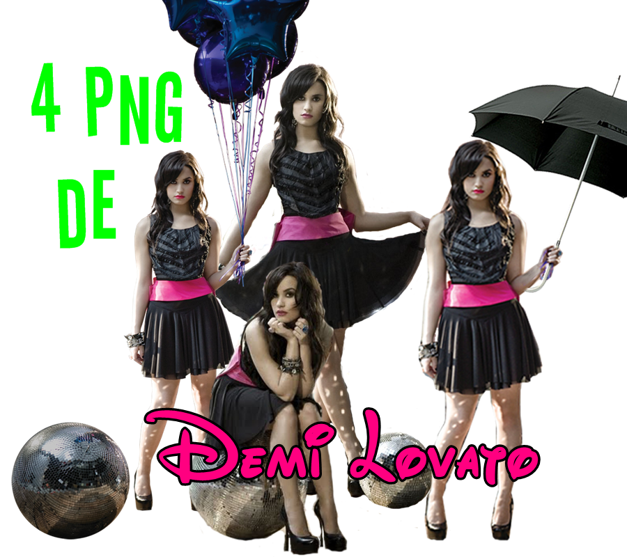 Pack Demi Lovato Zip Chilaahermosa De Empat  Deviantart