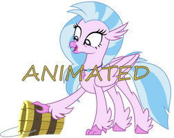 Silverstream and a Bucket [S8E15] by sonofaskywalker