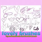 lovely brushes