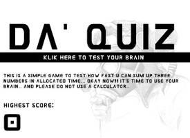 DA' Quiz by kakutogi