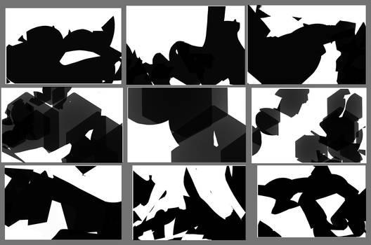 Random Composition Brushes