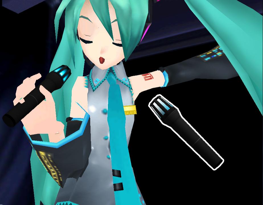 Dreamy theater microphone DL by Alelokk