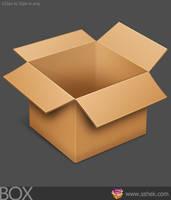 Box icon by Shek0101