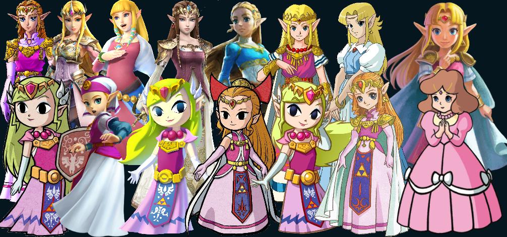 Princess Zelda Wallpaper By IsaacNoelIsCutie