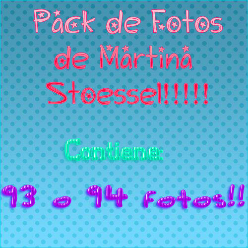 Pack fotos de Martina Stoessel. Algunas no vistas by Valentina123456789