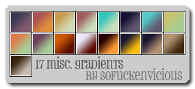 Gradients I by soggylittlecorpses
