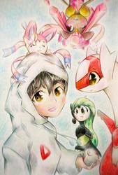 [C] Pokemon Team No.2