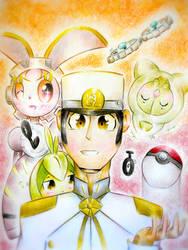 [C] Pokemon Team No.3