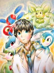 [Remake] - Pokemon Team No.1