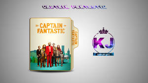 Captain Fantastic (2016) Folder Icon