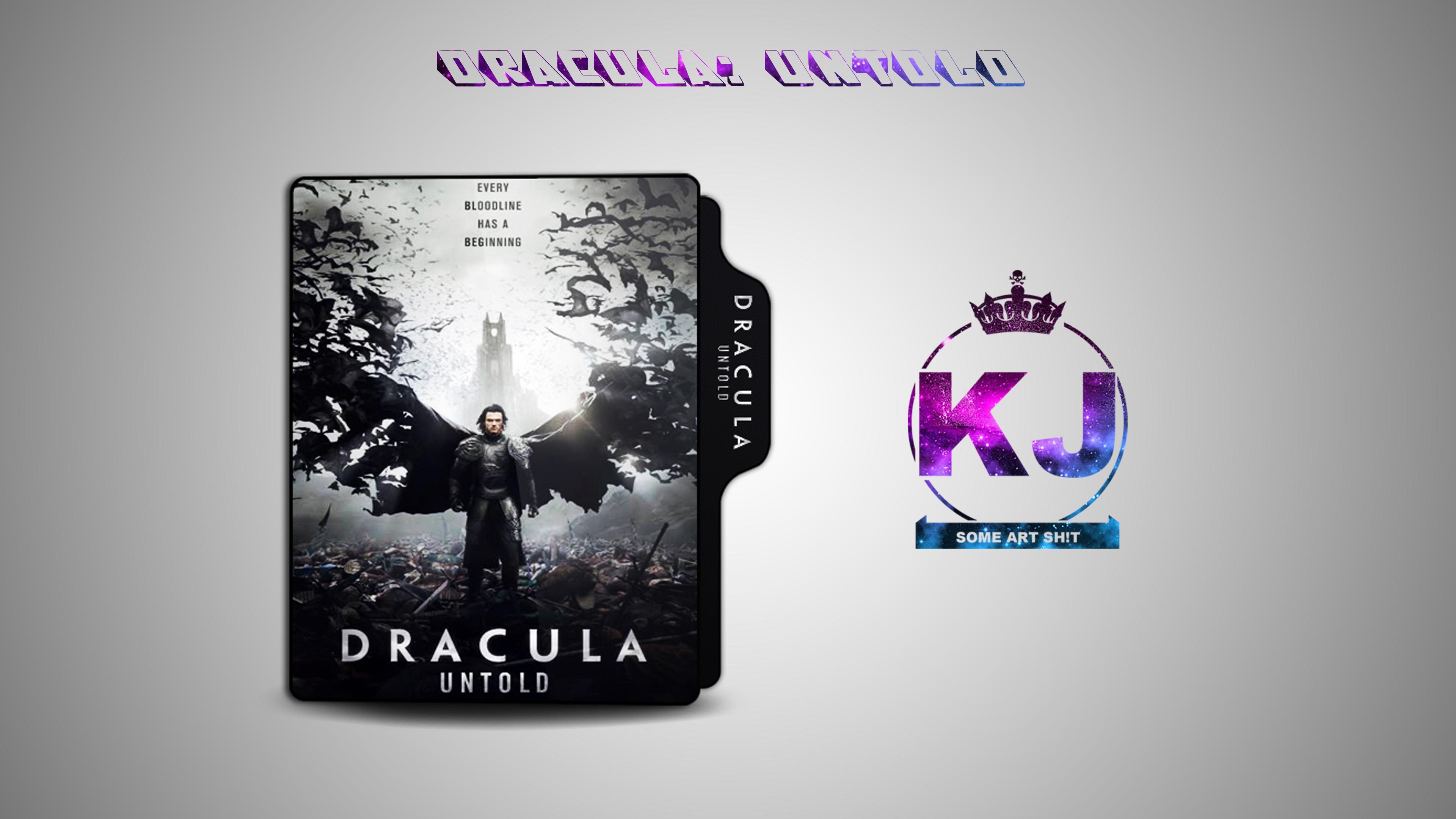 Dracula Untold 2014 Folder Icon By Kingjoe93 On Deviantart