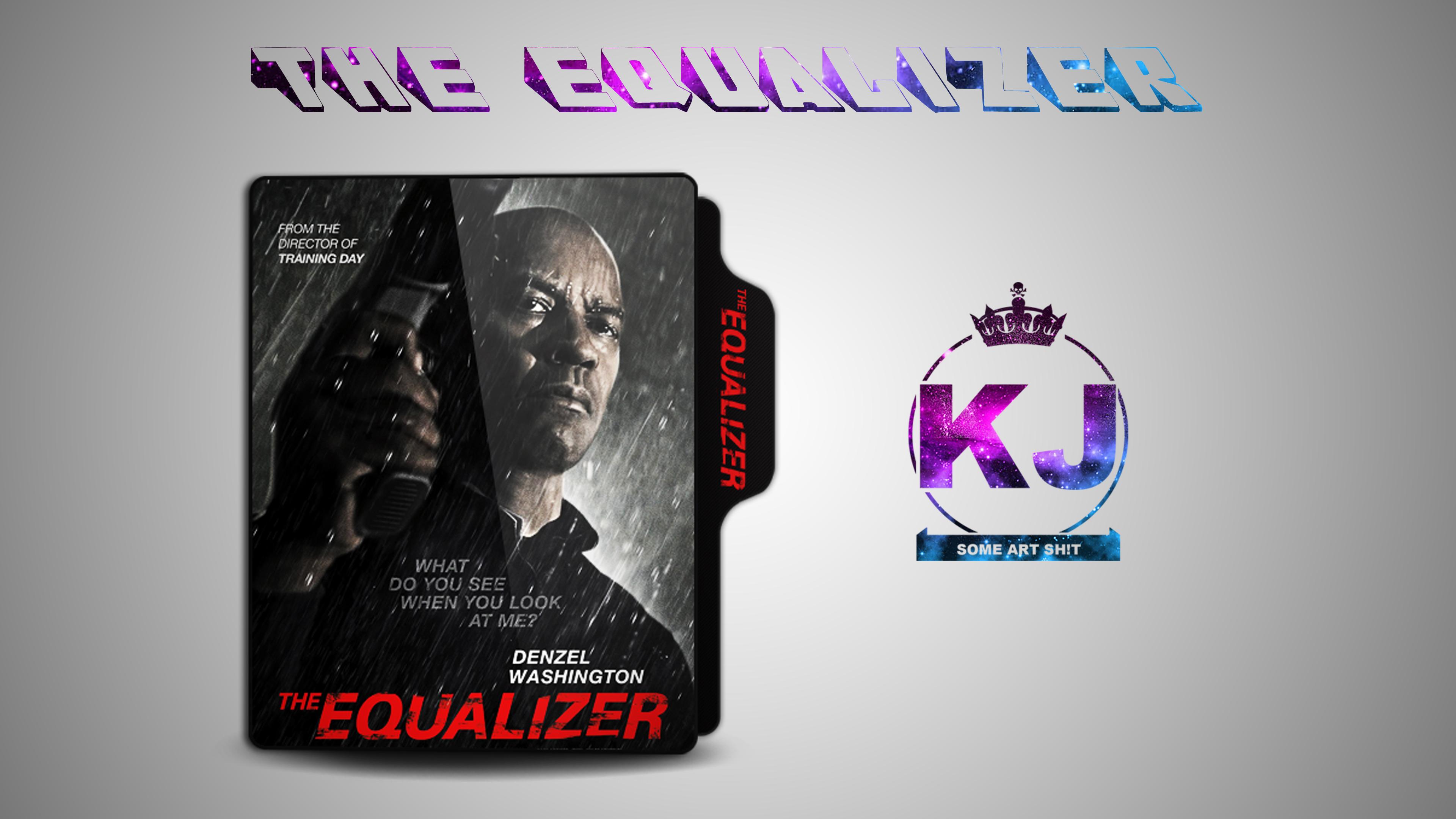 The Equalizer 2014 Folder Icon By Kingjoe93 On Deviantart