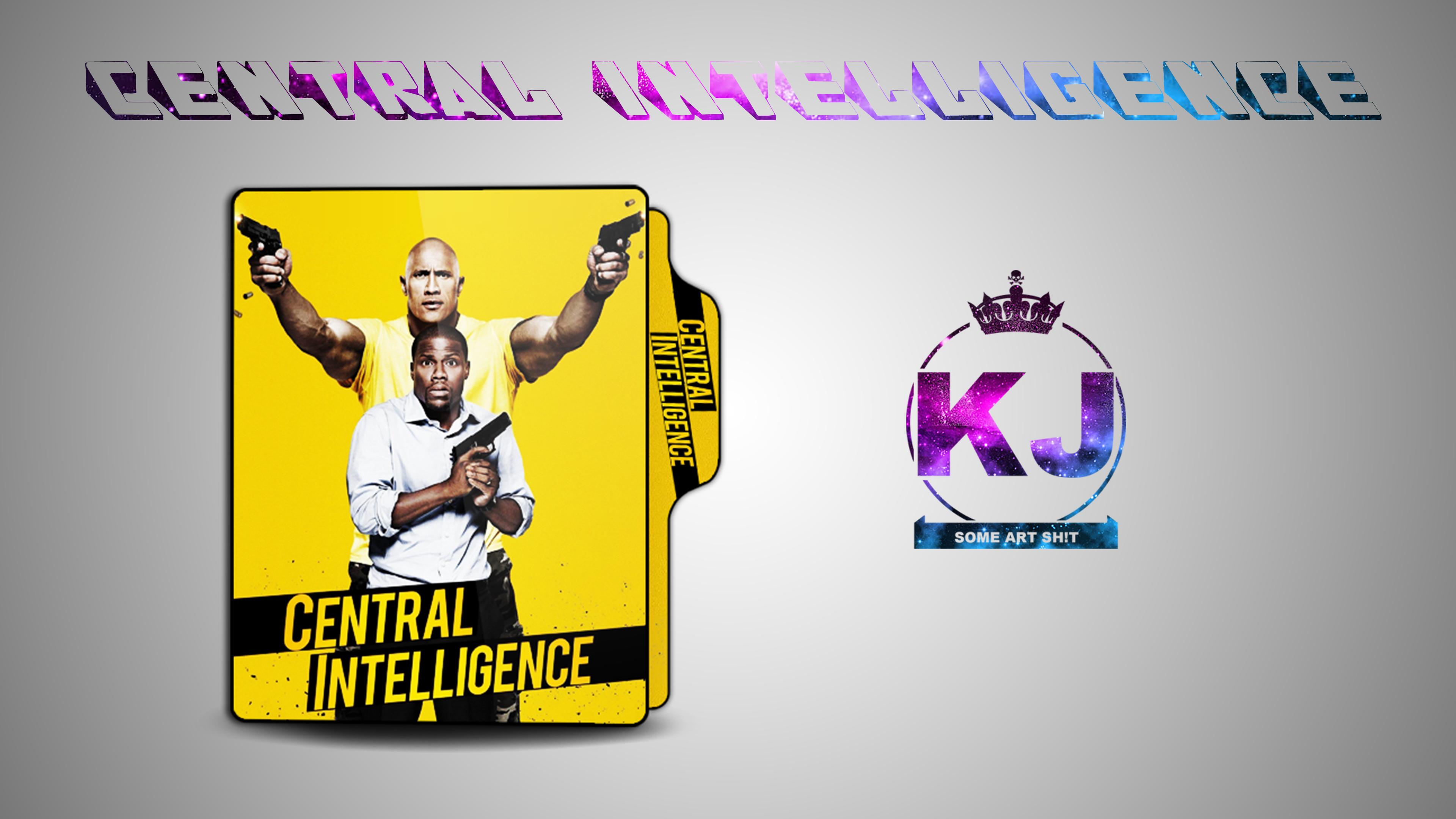 Central Intelligence 2016 Folder Icon By Kingjoe93 On Deviantart