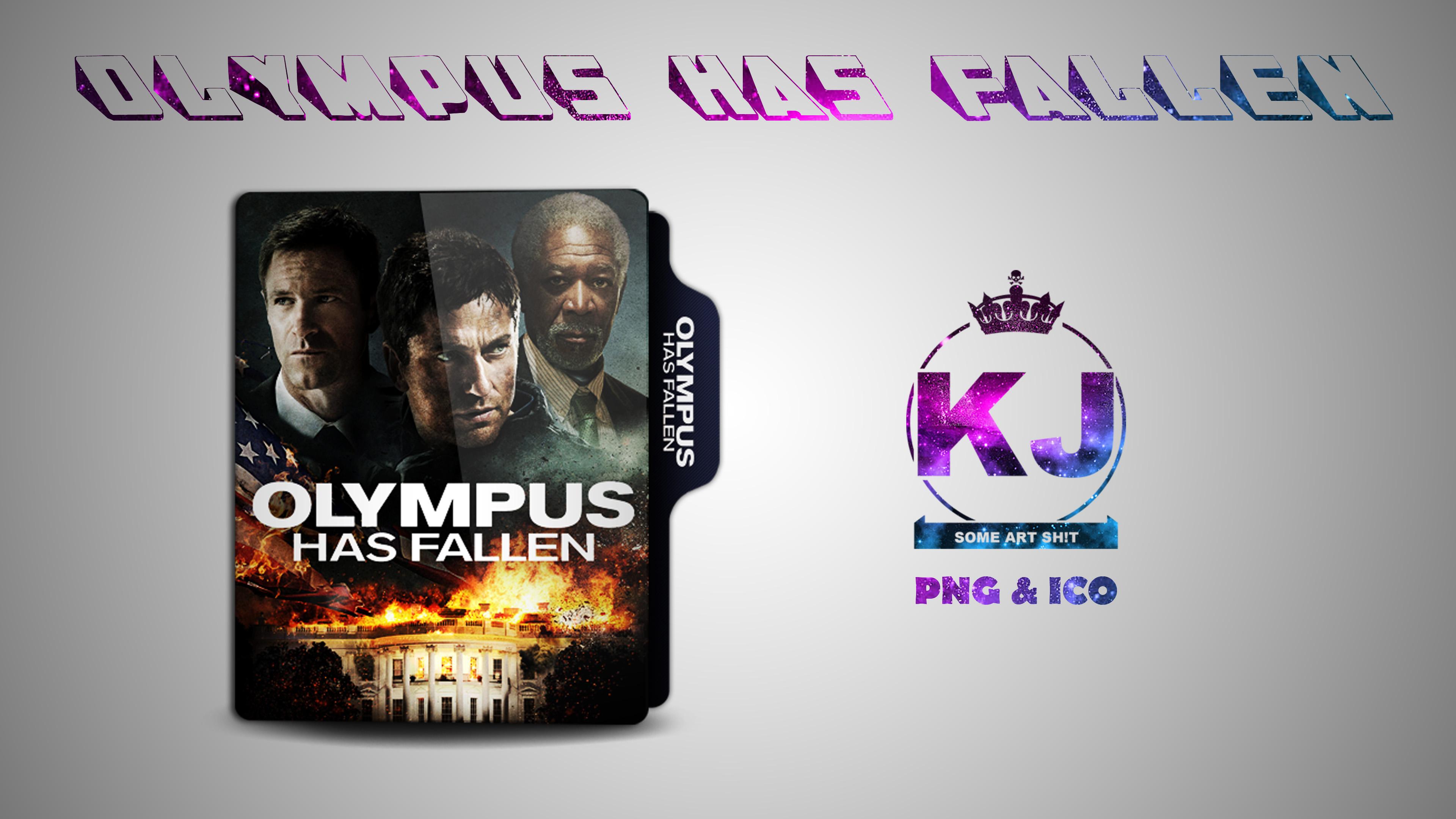 Olympus Has Fallen 2013 Folder Icon By Kingjoe93 On Deviantart