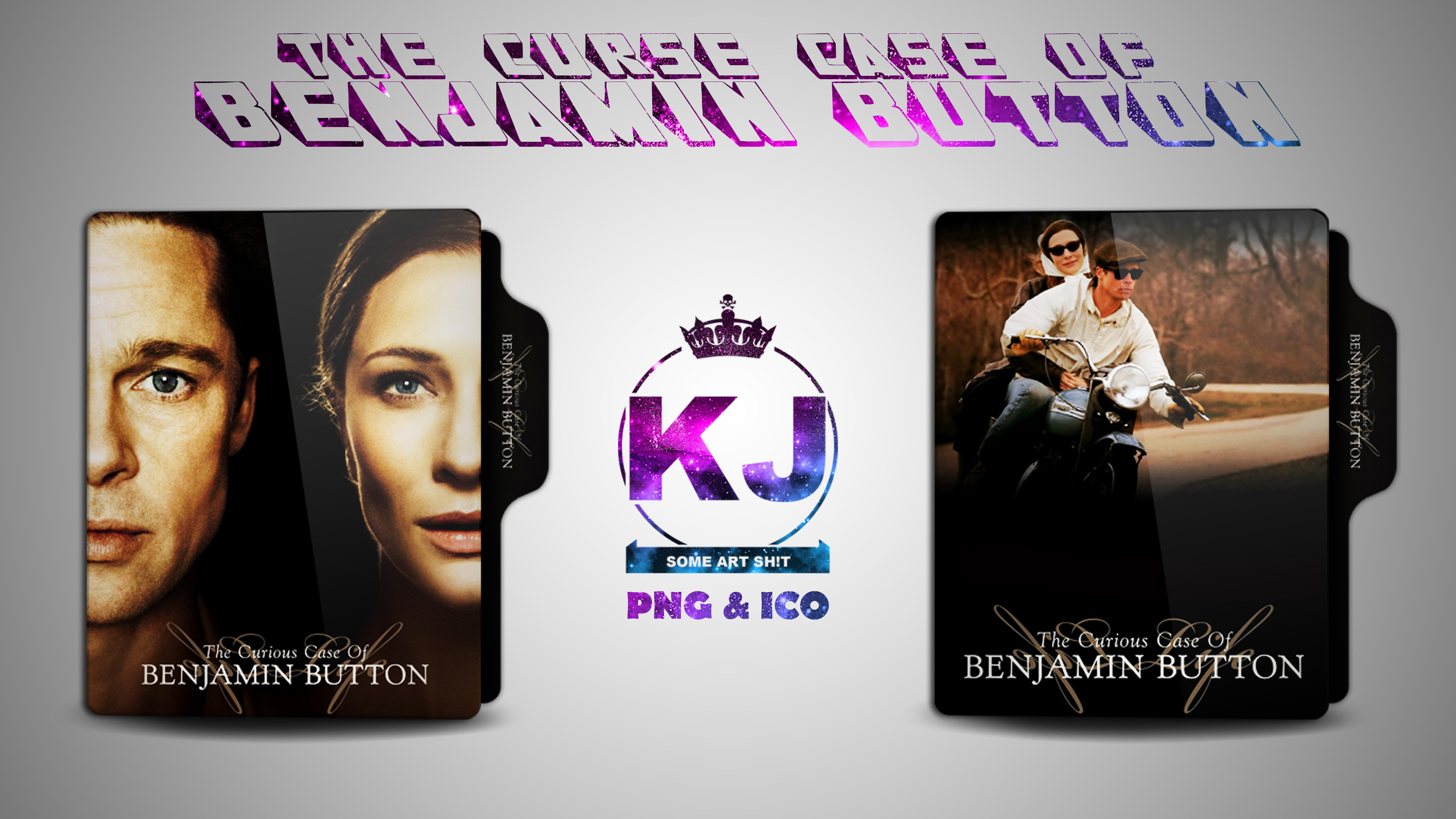 The Curious Case Of Benjamin Button 2008 Icon By Kingjoe93 On Deviantart