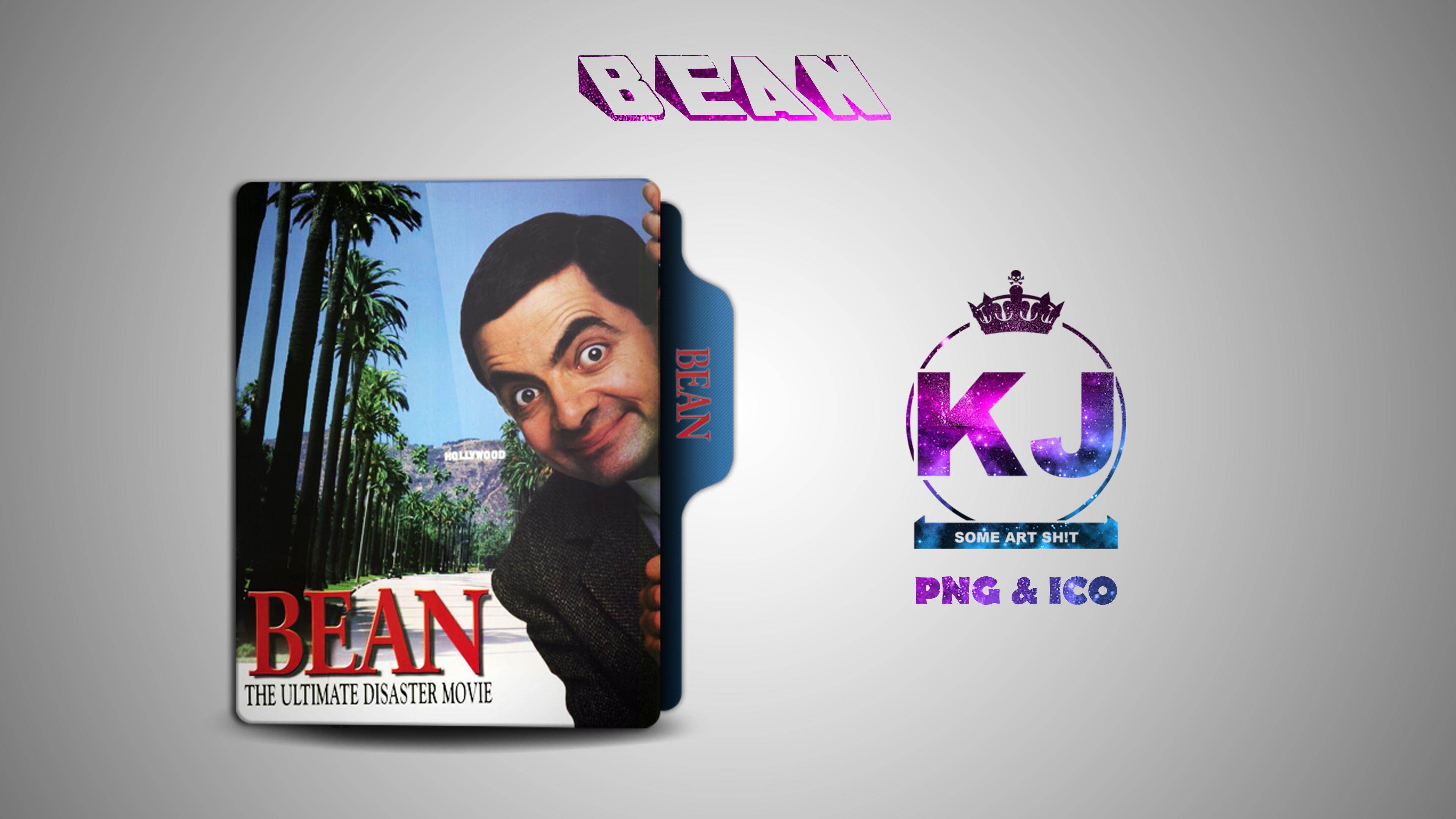 Bean 1997 Folder Icon By Kingjoe93 On Deviantart