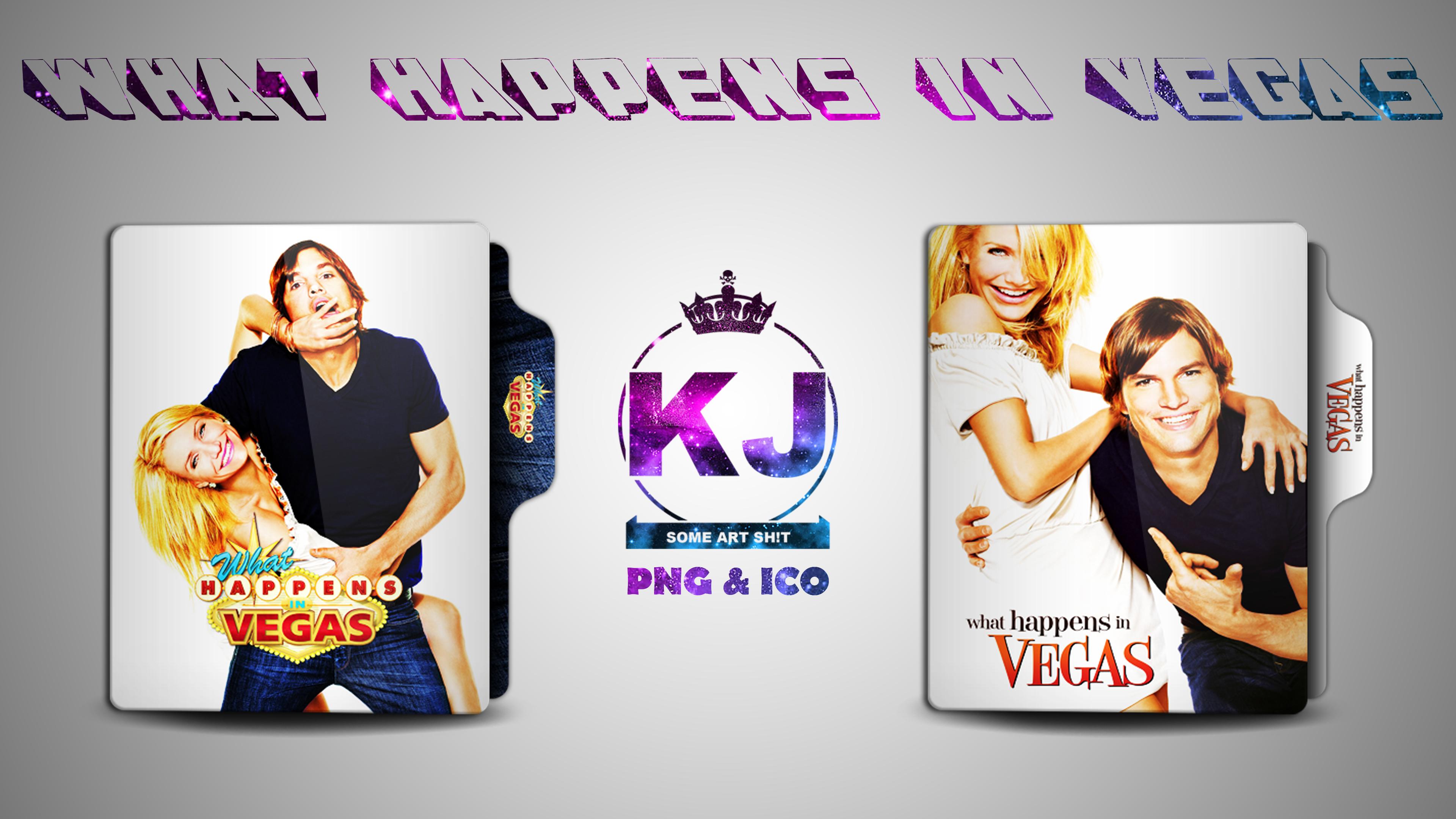 Whats Happens In Vegas 2008 Folder Icon By Kingjoe93 On Deviantart