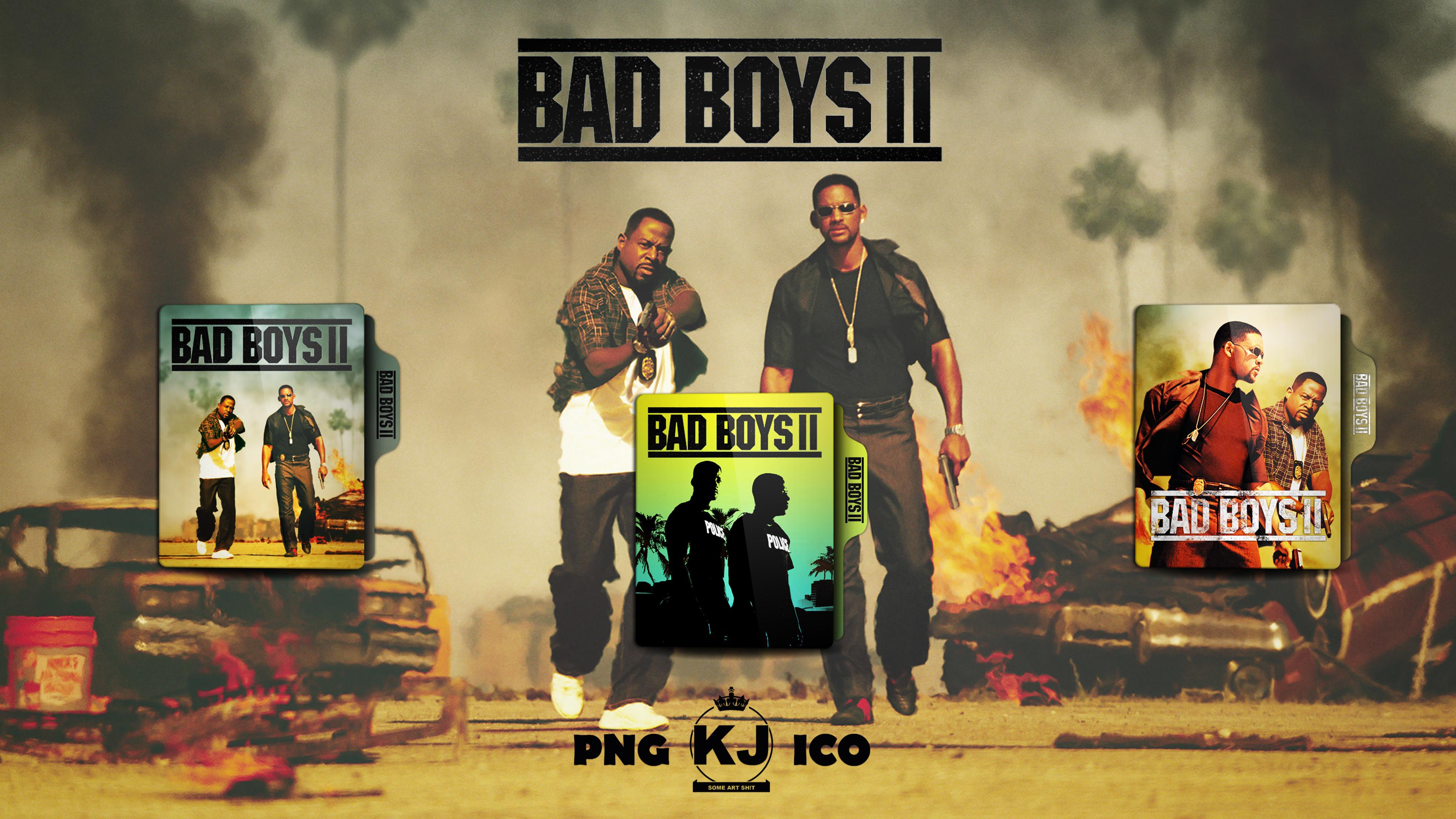 Bad Boys Ii 2003 Folder Icon By Kingjoe93 On Deviantart