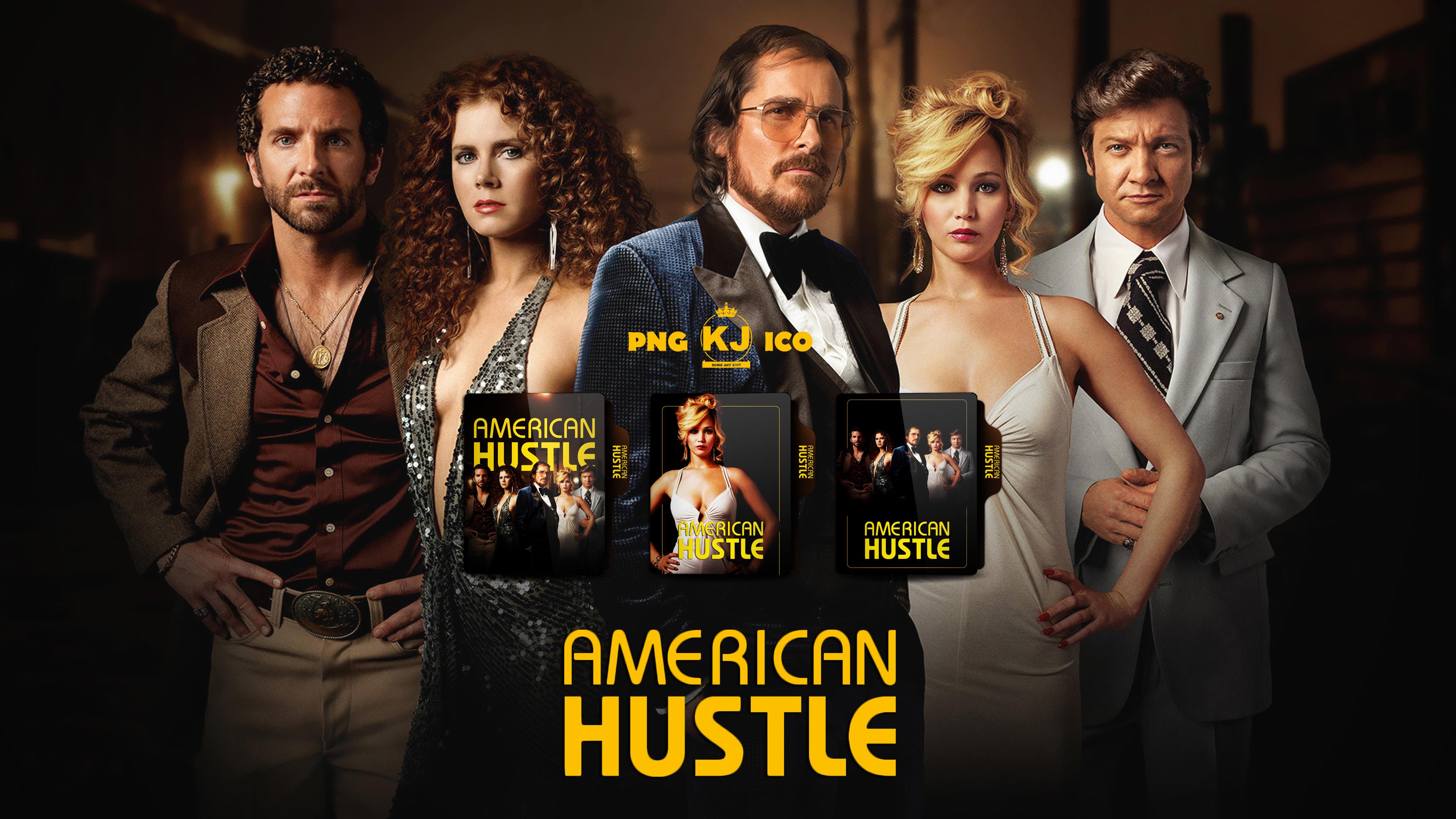 American Hustle 2013 Folder Icon By Kingjoe93 On Deviantart
