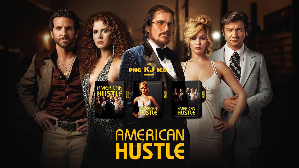 movie 2019 the hustle American Hustle 2013 Folder Icon By Kingjoe93 On DeviantArt
