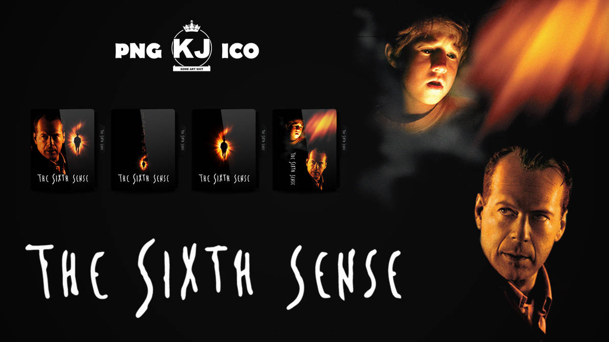 The Sixth Sense 1999 Folder Icon By Kingjoe93 On Deviantart