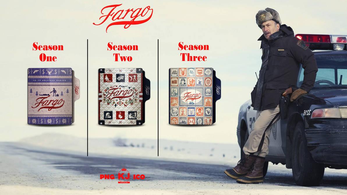 Fargo (TV Series 2014) Folder Icon by kingjoe93 on DeviantArt
