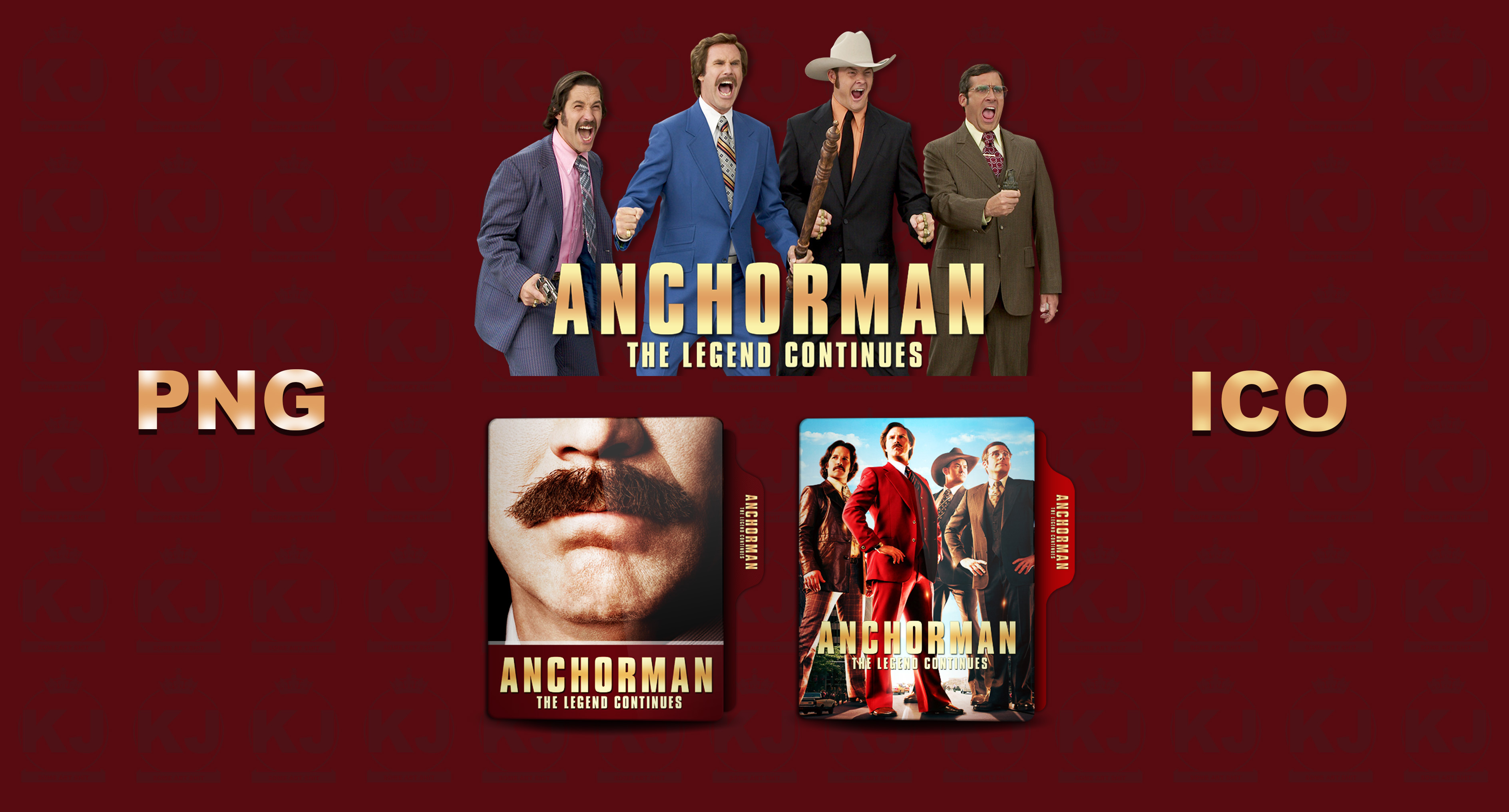 Anchorman 2 The Legend Continues 2013 By Kingjoe93 On Deviantart