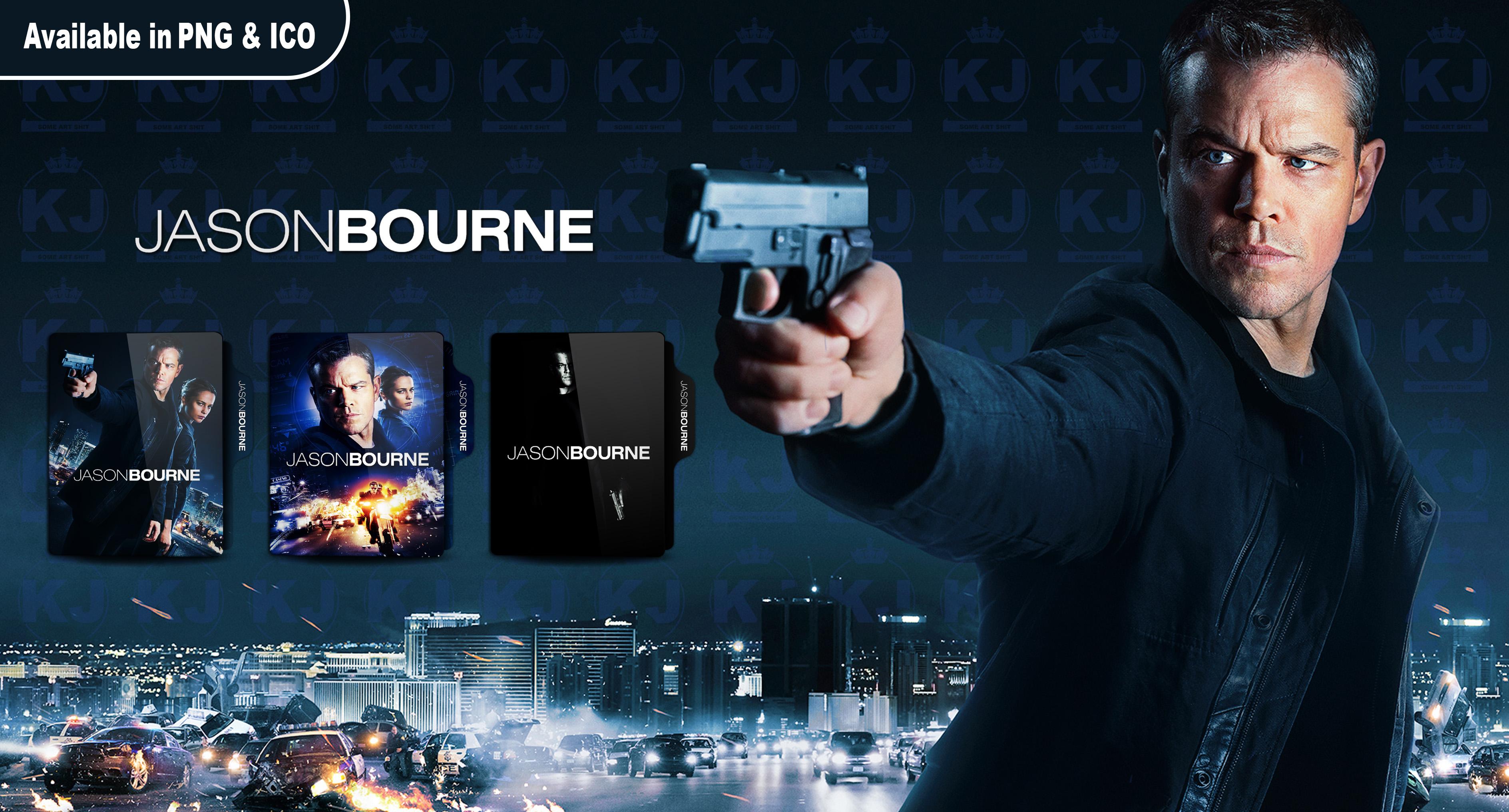 Jason Bourne 2016 By Kingjoe93 On Deviantart