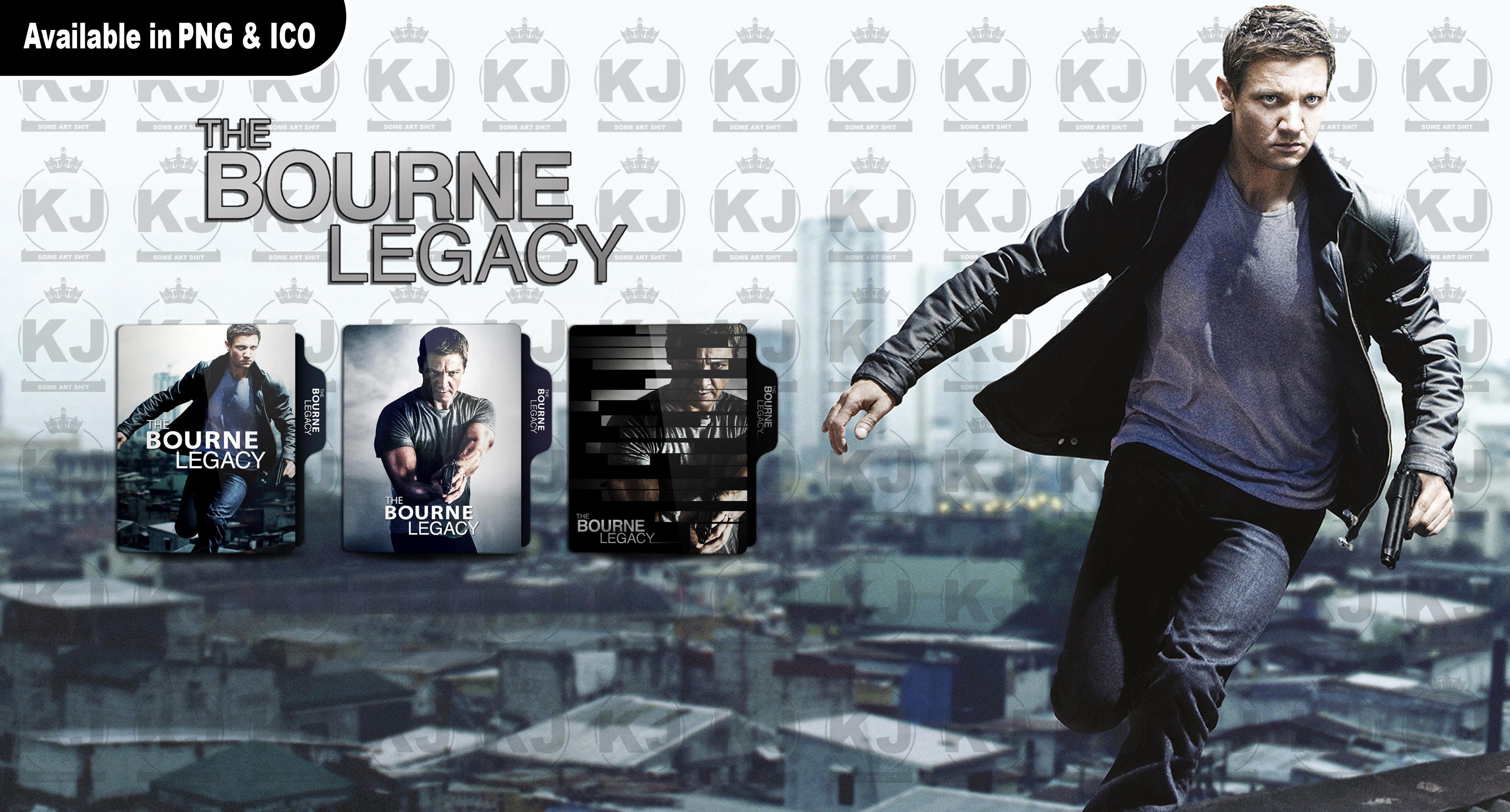 The Bourne Legacy 2012 By Kingjoe93 On Deviantart