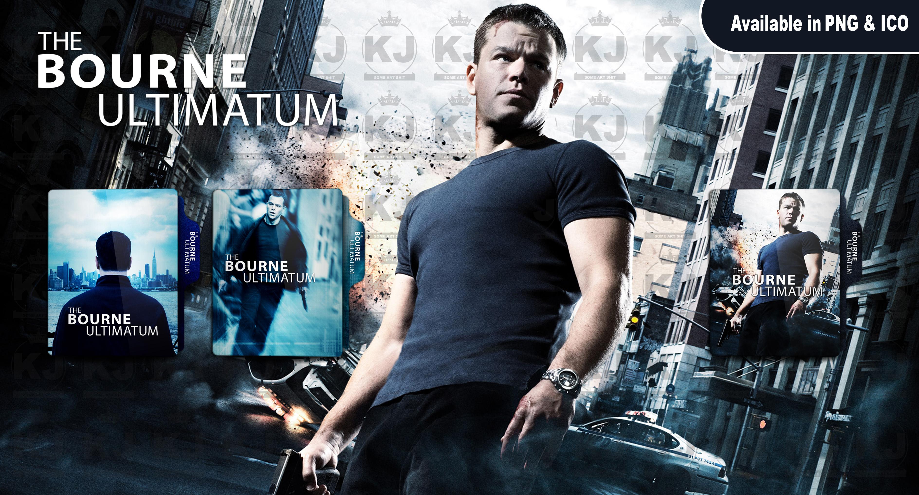 The Bourne Ultimatum 2007 By Kingjoe93 On Deviantart