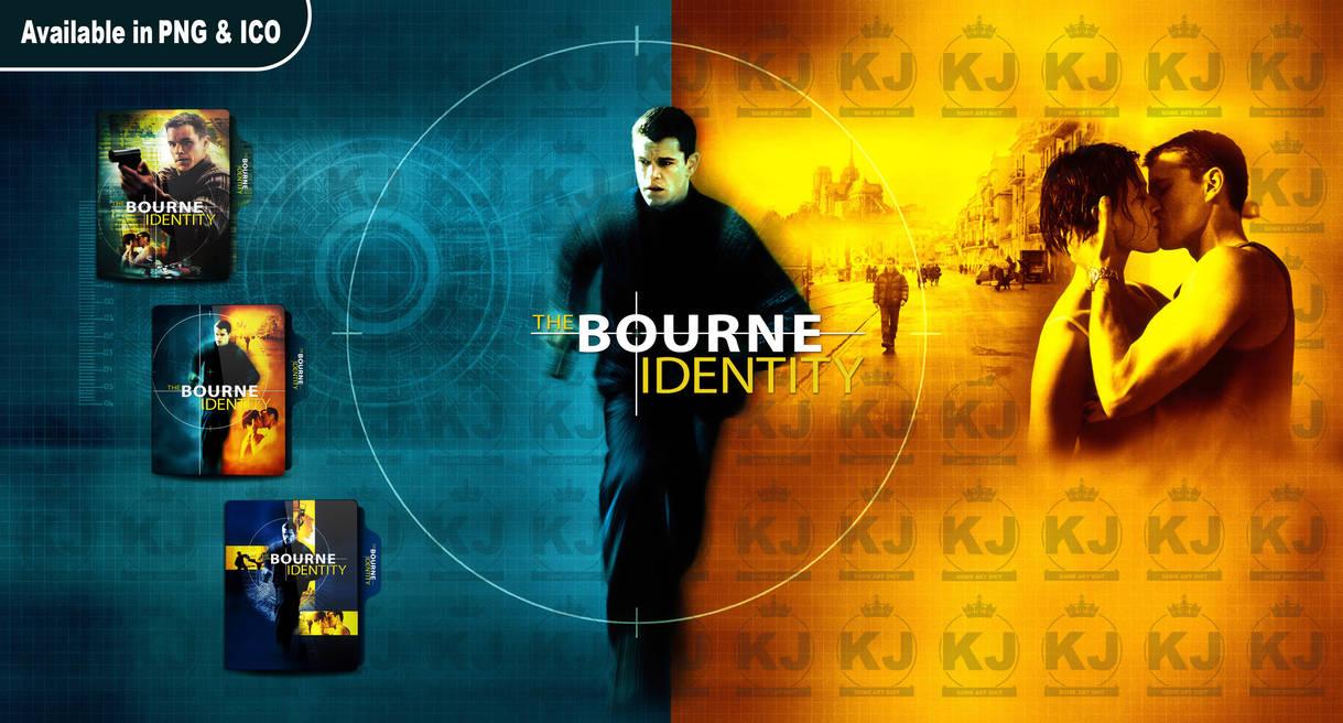 The Bourne Identity 2002 By Kingjoe93 On Deviantart