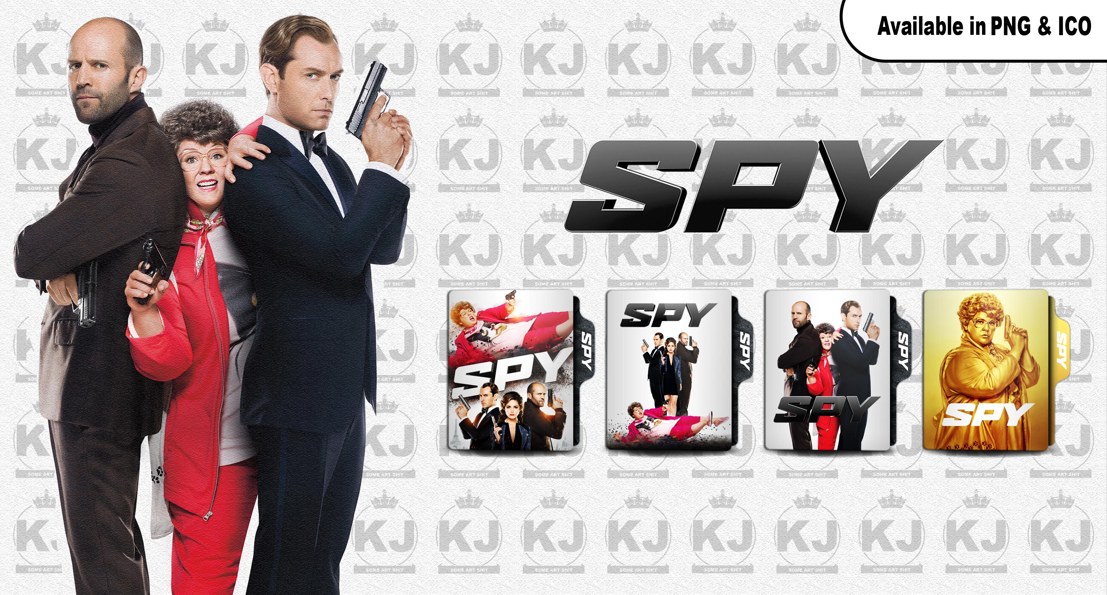 Spy 2015 By Kingjoe93 On Deviantart