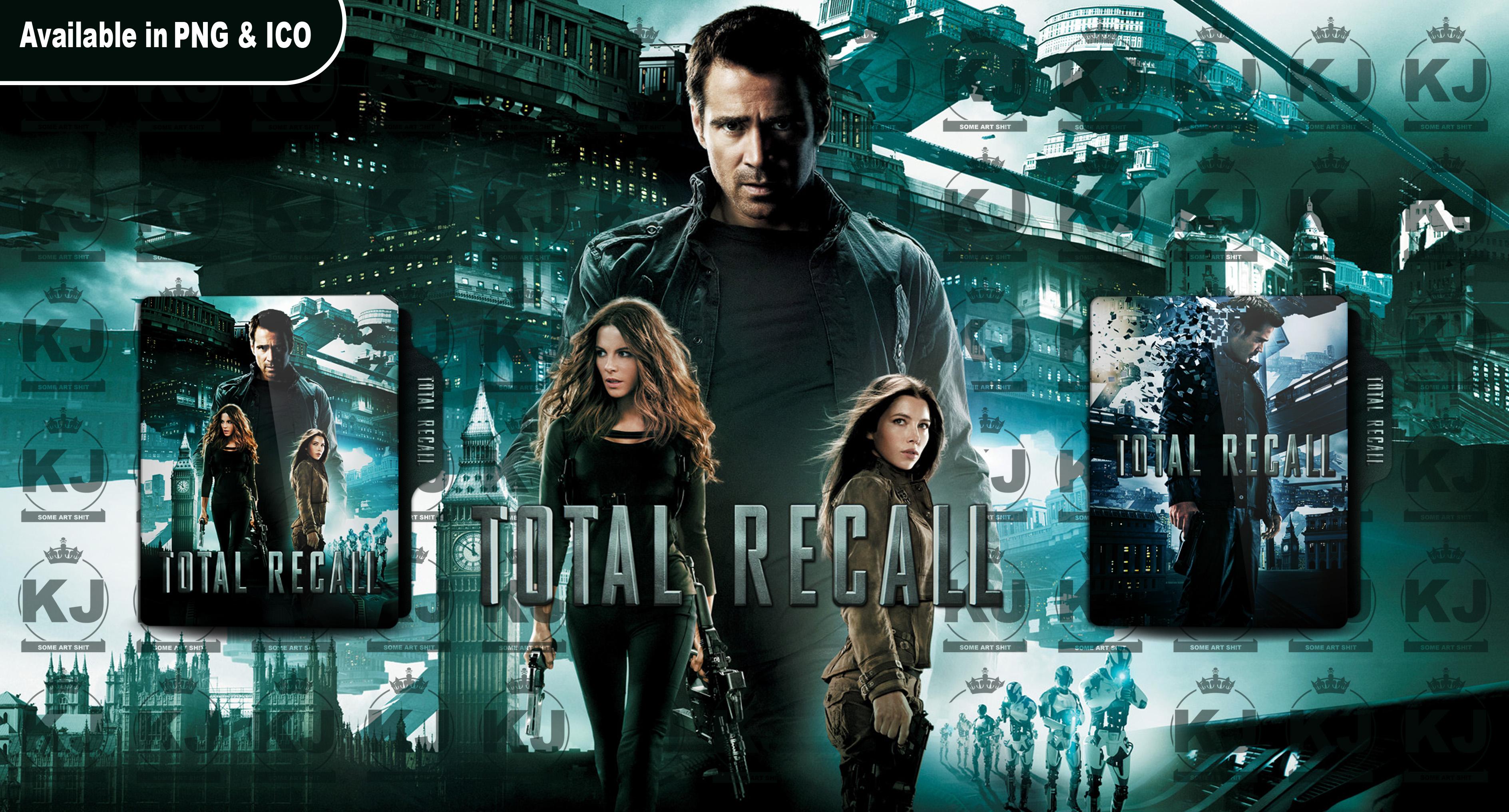 Total Recall 2012 By Kingjoe93 On Deviantart