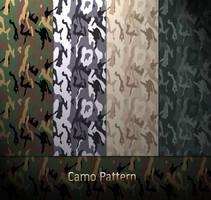 Camo Pattern by alexxp