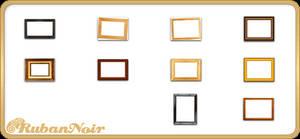 ImagePack 02 - wood Frame
