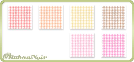 Warm Small Checks Pattern by Lady-Himiko