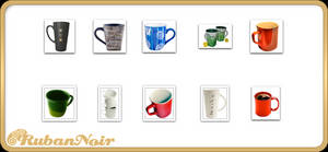 ImagePack 09 - Mugs