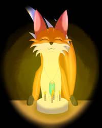 Foxy Birthday [GIF]