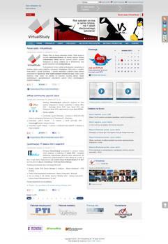 Web Layouts: VirtualStudy Pro - 2013.08.08