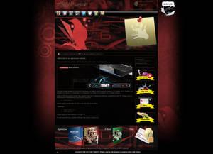 Web Layouts: zoNE Site - 2012.07.01