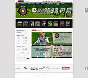 Web Layouts: UKS GROT - 2015.02.21